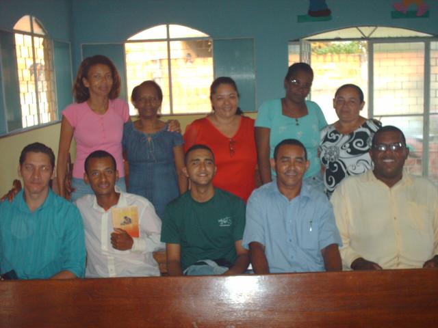 Seminaristas da Novageração